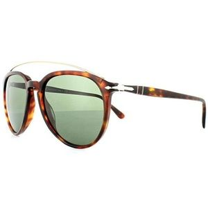 Persol Aviator Style Green Lens